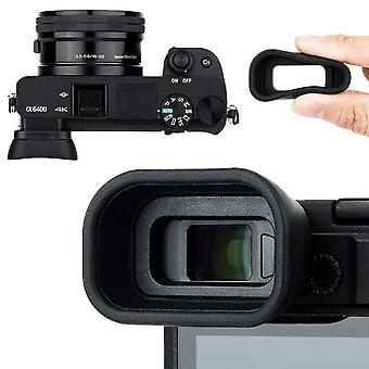 Kiwifotos Okular für sony alpha a6400 a6500 a6600 ersetzt sony fda-ep17 Eye cup eyecup für