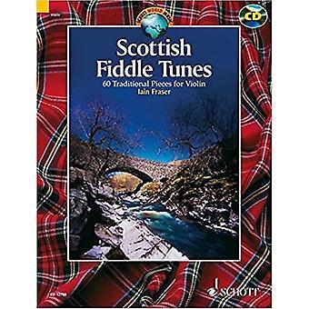 Schotse viooldeuntjes: 60 traditionele vioolstukken (schott wereldmuziek)