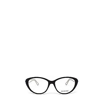 Balenciaga BB0067O black unisex eyeglasses