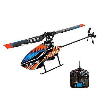 E119 2.4g 4ch 6-akselinen Flybarless 8520 Coreless Päämoottori Rc Helikopteri