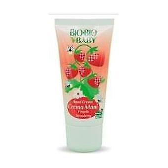 Strawberry Hand Cream 40 ml of cream