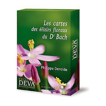 Set of 39 Bach Flower Essence Cards 1 unit