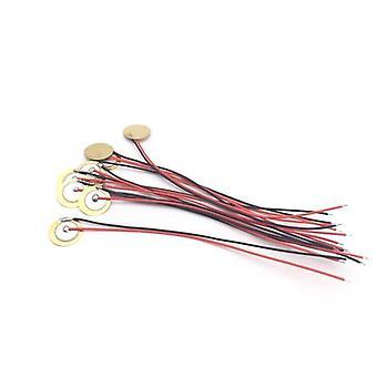 圧電圧圧セラミックウエハープレートディア12mmブザーラウドスピーカー用