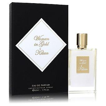 Woman In Gold Eau De Parfum Spray By Kilian 1.7 oz Eau De Parfum Spray