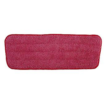 Household Dust Cleaning Reusable Microfiber Pad For Spray Mop