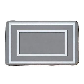 Non-slip door mat, 3D carpet, dirt trap washable washable door mat, entrance bathroom door mat