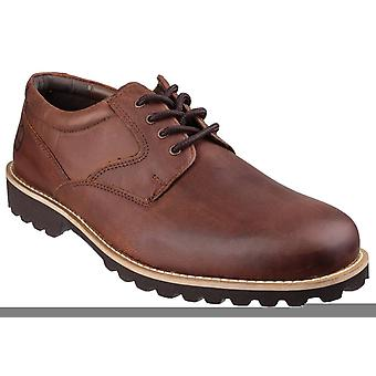 Cotswold tuffley leather shoes mens