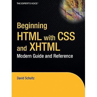 Début HTML avec CSS et XHTML - Guide moderne et référence par Prof