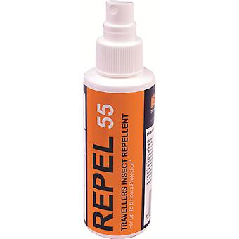 Highlander Trek 50% pumpe Spray insektrepellent 60ml