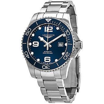 Longines HydroConquest Automatic Blue Dial Men's Watch L3.782.4.96.6