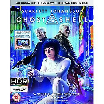 Aave kuoressa 4K UHD Blu-ray