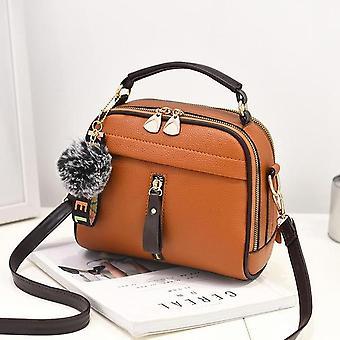 Väskor handväskor kvinnor kända märken bolsa feminina väska lyx designer läder bolsas crossbody för 2019 tote axelväskor