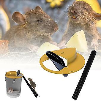 flip n skyve bøtte lokk mus rotte felle 10988