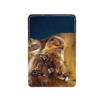 Star Wars Chewbacca Mobile Card Holder