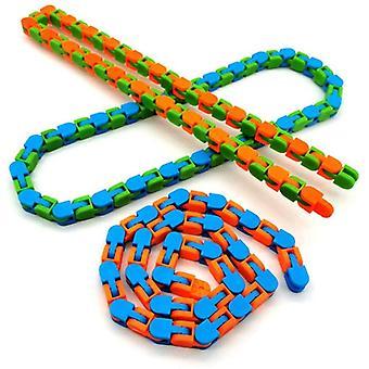 FengChun BSTBAO Anti Stress Spielzeug, Lustige Zappeln Kette Anti Stress Spielzeug Fr Kinder