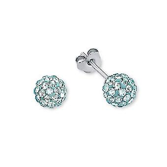 Amor FINEEARRING, silver, color: turquoise, cod. 421508