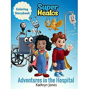 SuperHealos Aventures à l'hôpital