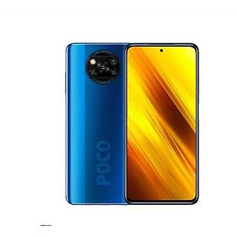 النسخة العالمية بوكو x3 NFC 6gb ram128gb ROM الهاتف المحمول snapdragon 732g ثماني النواة 6.67& اقتباس; شاشة 120hz 64mp كاميرا رباعية 5160mah