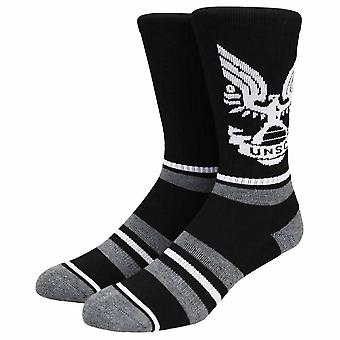 Halo UNSC Icon Crew Socks