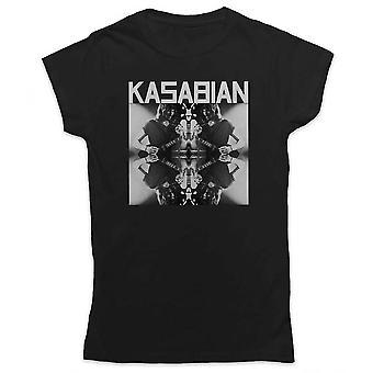 Kasabian - Solo Reflect Women's Small T-Shirt - Black