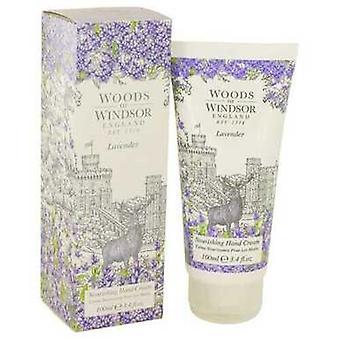 Lavender By Woods Of Windsor Nourishing Hand Cream 3.4 Oz (women)