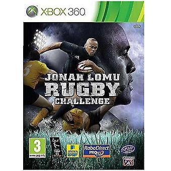 Jonah Lomu ράγκμπι πρόκληση Xbox 360 παιχνίδι