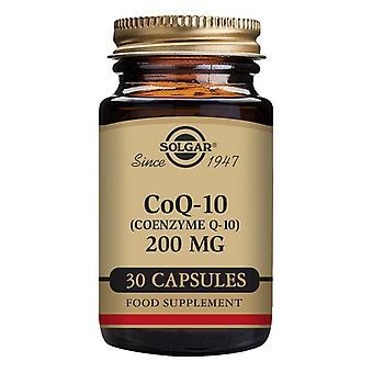 Coenzyme Q-10 Solgar 200 mg (30 Capsules)