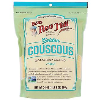 Bobs Red Mill Couscous Golden, Case of 4 X 24 Oz