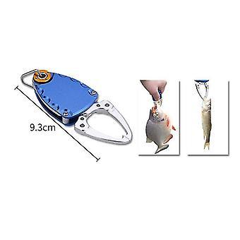 ZANLURE Space Aluminum Mini Fish Controller Outdoor Portable Fishing Pliers Fishing Trap Fishing Too