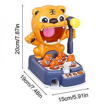 Tiger Game, Suitable For Accompanying Children Interact, Tapping Puzzle Toys