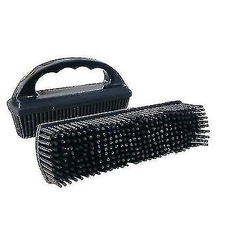 Dog Hair Comb Pet Comber Large Dog Comb Hair Brush Dog Supplies(BLACK)