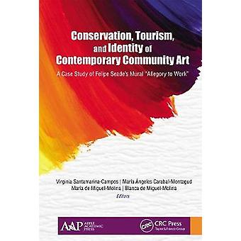Conservazione Turismo e identità dell'arte comunitaria contemporanea Un caso di studio di Felipe Seades Allegoria murale al lavoro