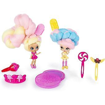 Bobblehead figures 6054717 sweet treat bff dolls charli chip  multicoloured