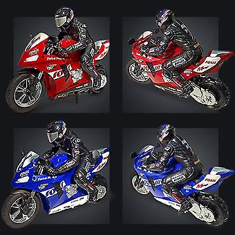 Remote control motorcycles 1:6 rc remote control cars self balanced stunt toy car child electric motorcycle for boy toy