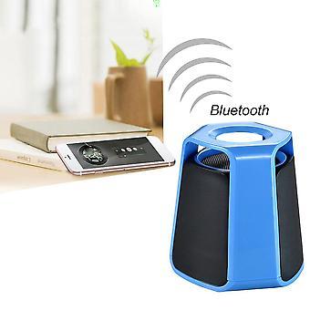 Haut-parleur Bluetooth portable Mini Support du caisson de basses audio sans fil Tf Lecture de la carte