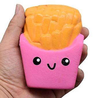 Purista lelu lahja-ranskalaiset-vaaleanpunainen