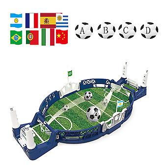 مصغرة لكرة القدم الطاولة ممر لعبة كرة القدم لعبة لعبة تفاعلية لS chilidren