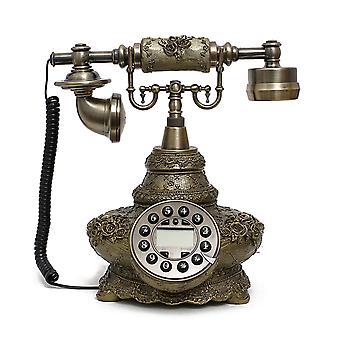 antikk stil roterende telefon prinsesse fransk stil gammeldags håndsett telefon sz-131
