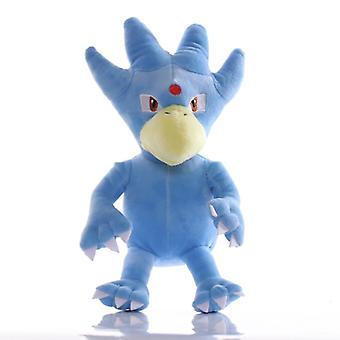 1pcs 20cm Anime Golduck Plush Toys Doll Cute Blue Golduck Plush Toy Soft Stuffed Animals Toys For Children Kids Xmas Gifts