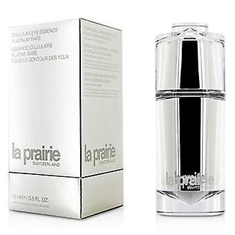 La Prairie Cellular Eye Essence Platinum Rare - 15ml/0.5oz