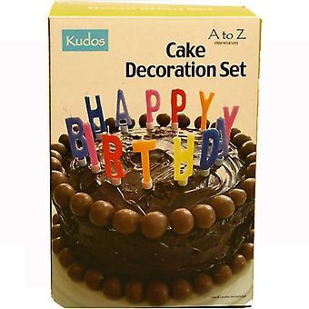 100st Cake Decorating Set met slagroom gebruiksvoorwerpen