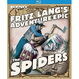 Spiders(1919-1920) [Blu-ray] USA import