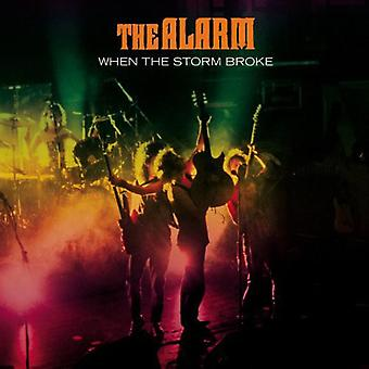 Alarm - When the Storm Broke [CD] USA import