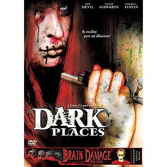 Dark Places [DVD] USA import