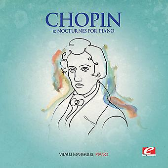 ショパン - ピアノ [CD] アメリカ インポート 12 夜想曲