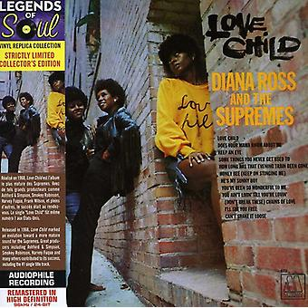 Diana Ross & the Supremes - Love Child [CD] USA import