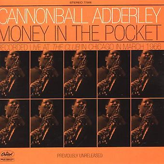 Cannonball Adderley - Money in the Pocket [CD] USA import
