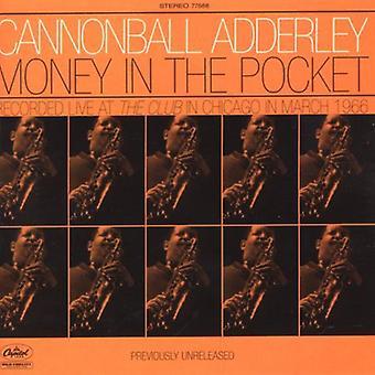 Cannonball Adderley - argent dans la poche [CD] USA import