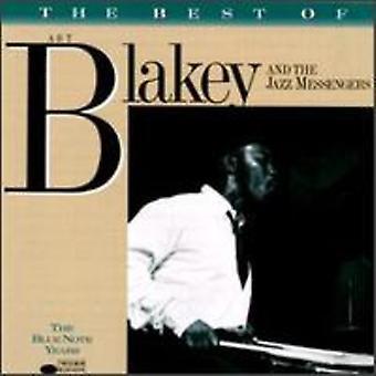 Art Blakey & Jazz Messengers - importation USA meilleur de Art Blakey & Jazz Mess [CD]