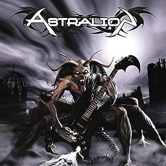 Astralion - Astralion [CD] USA import